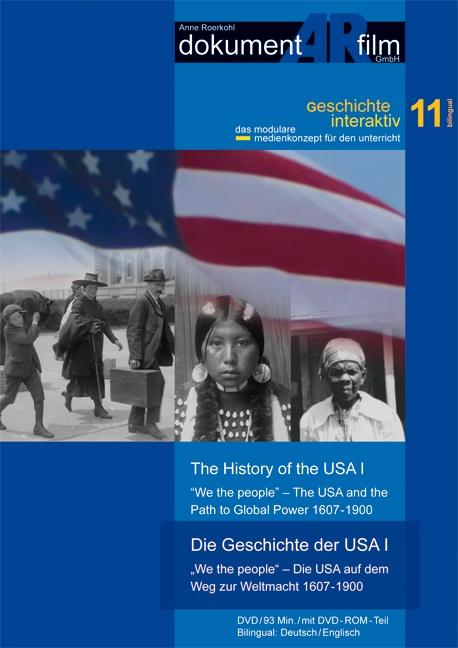 Geschichte der USA I & II