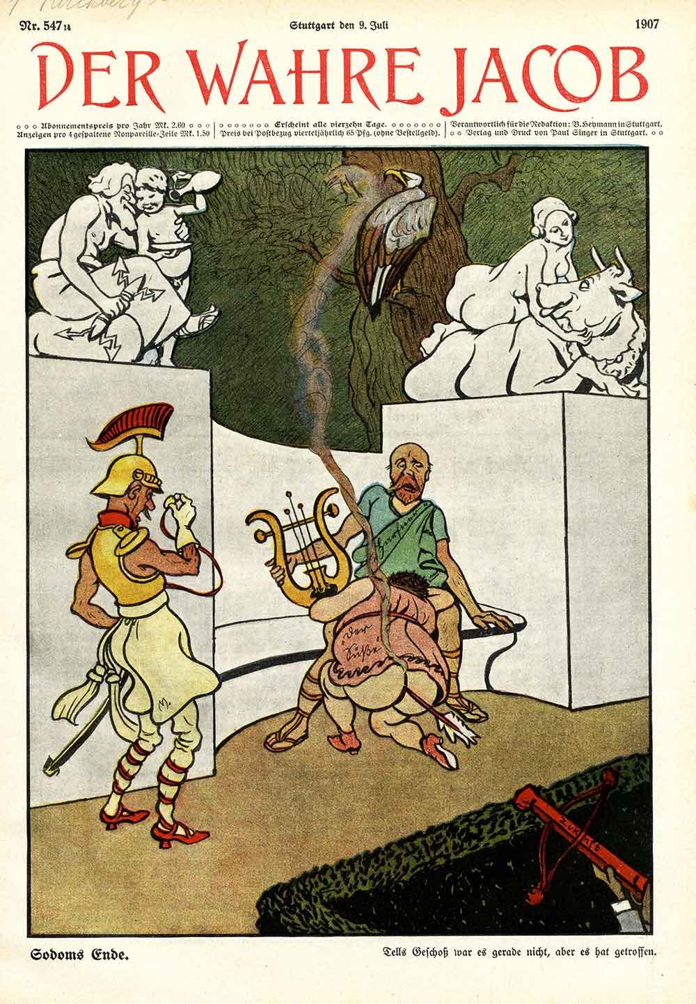 Des Kaisers schmutzige Wäsche – Wilhelm II. Frieden oder Krieg?