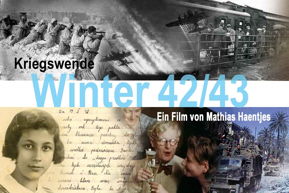 Winter 42/43 – Kriegswende
