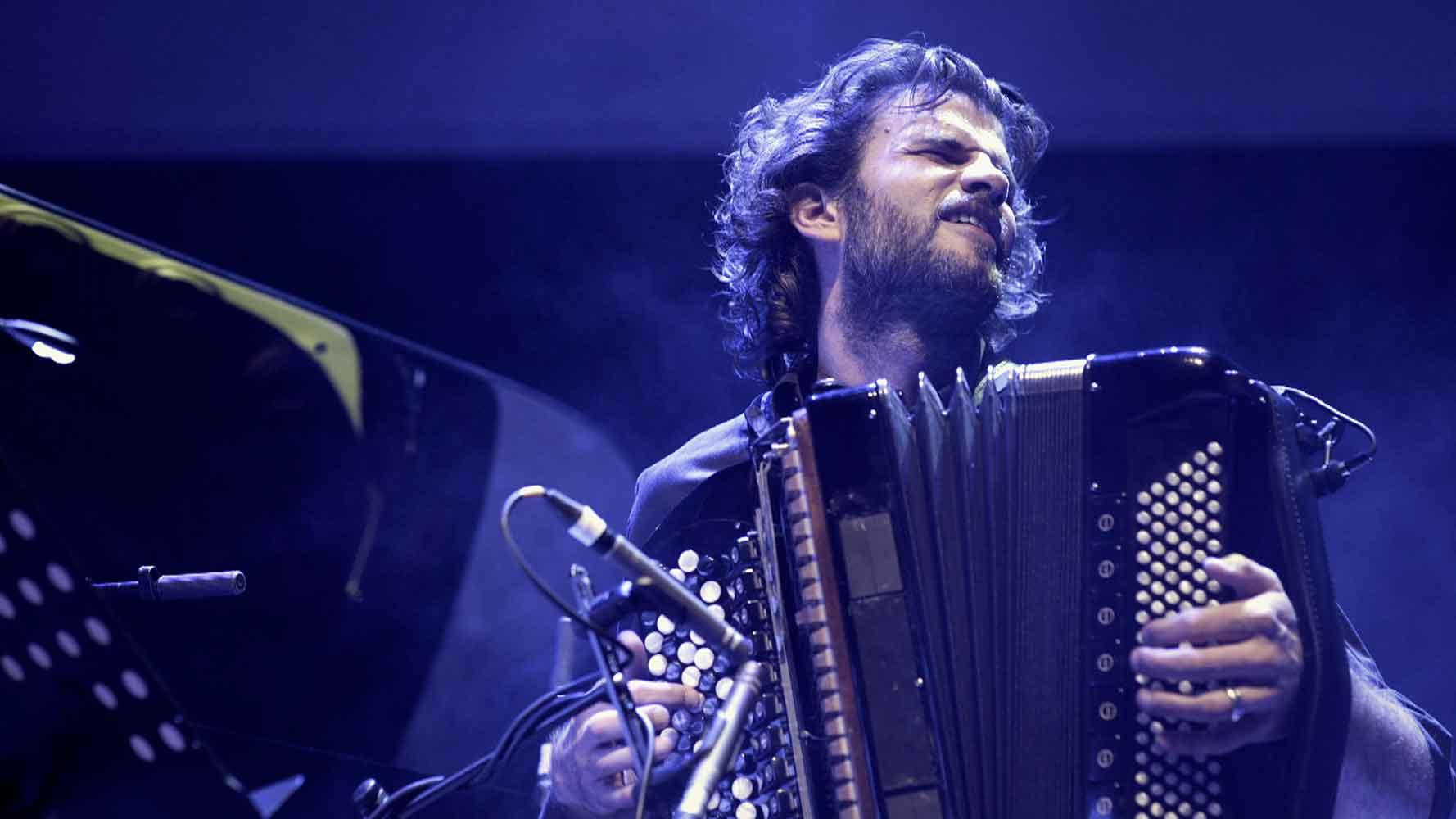 Vincent Peirani – Der neue Atem des Jazz