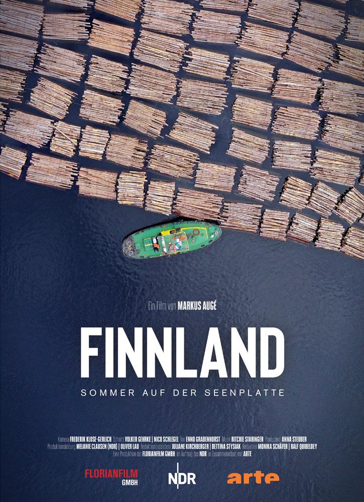 Finnland – Sommer auf der Seenplatte